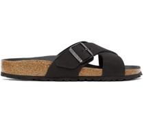 Nubuck Narrow II Sandale