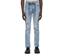 Chitch Distressed Jeans