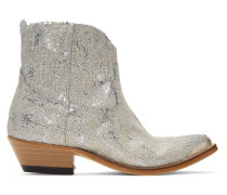 Glitter Young Stiefel