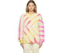Cashmere Chisme Chunky Rundhals Pullover