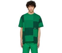 Block Panel Tshirt