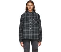 Baseline Cord Plaid Shirt