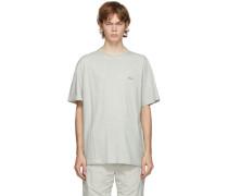 Crooked Panelled Tshirt