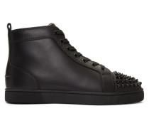 Lou Spikes High-Top Sneaker