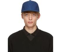 Yarn-Dyed Sashiko Cap