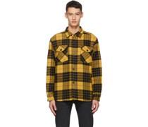 Flannel Tartan Mullen Shirt