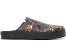 & Leopard Home Schuh Loafer