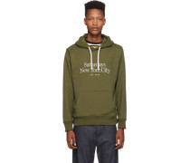 Embroidered Miller Standard Ditch Hoodie