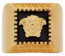 Square Medusa Ring