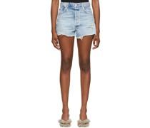 Kaia High-Rise Shorts