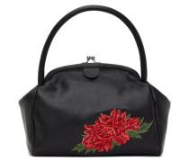 Floral Clasp Tasche