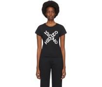 Slim Sport Big X Tshirt