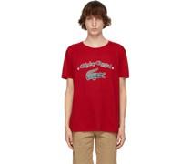 Ricky Regal Edition Loose Neck Tshirt