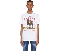 Cotton 'Canada' Tshirt