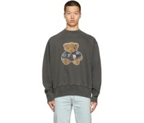 Glow-In-The-Dark Teddy Bear Sweatshirt