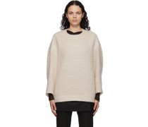 Wool Oversized Pullover