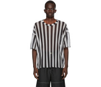Striped Over Tshirt