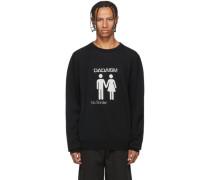 Human Jacquard Pullover