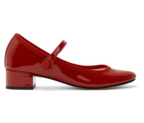 Patent Mary Jane 30 Heel