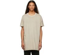 Garment-Dyed One-Piece Tshirt