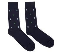 TB Monogram Star Socke