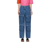 4 Pocket Jeans