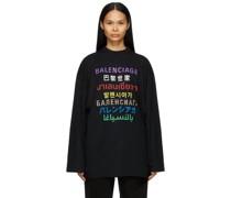 Languages Medium Fit Tshirt