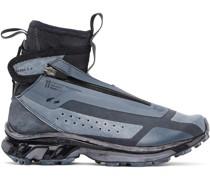 & Salomon Edition Bamba 3 High Sneaker