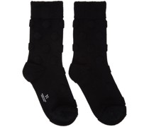 Pile Dot Socke
