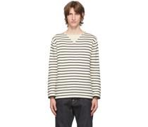 Horizontal Stripe Pullover