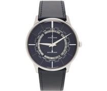 & Meister Worldtimer Uhr