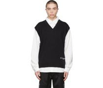 & Boxy Collar Sweatshirt