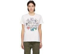 RHCP Doodle Boy Tshirt
