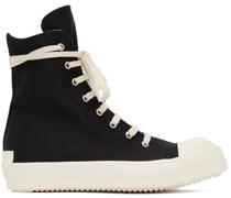 Doeskin High Sneaker