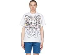 Oversized Montage Tshirt