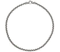 Chain & Skulls Halskette