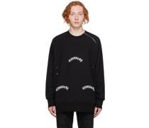 Oversized Detail Sweatshirt