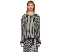Serpentine Stripe Pullover