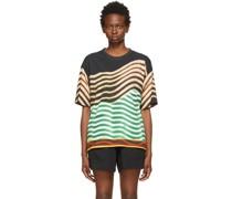 & Len Lye Edition Stripes Tshirt