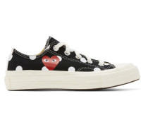 Converse Edition Polka Dot Heart Chuck 70 Low Sneaker