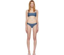 Crop Top Classic Brief Bikini