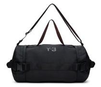 Nylon CH2 Gym Duffle Tasche