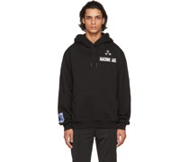 Patch Relaxed Hoodie