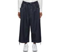 Five-Pocket Parkour Jeans