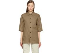 Cotton Short Sleeve Hemd
