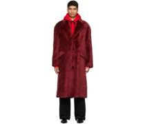 Faux-Fur 4 B Furry Mantel