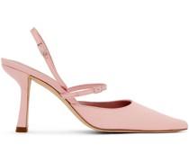 Nappa Tiffany Slingback Heel