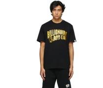 & Glitter Arch Tshirt