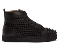 Louis Spikes High-Top Sneaker