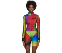 color Paolina Russo Edition Track Top